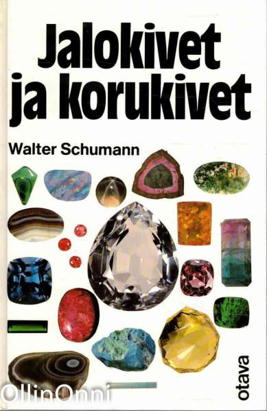 Jalokivet ja korukivet, Walter Schumann