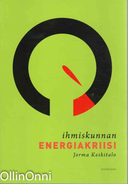 Ihmiskunnan energiakriisi, Jorma Keskitalo