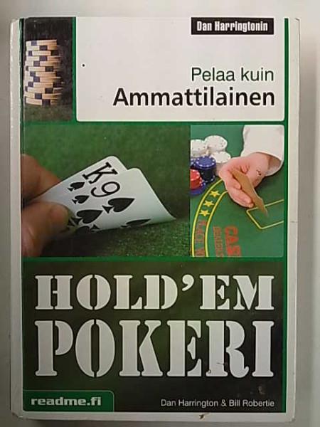Hold'em pokeri - Pelaa kuin ammattilainen, Dan Harrington