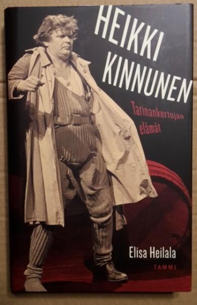 Heikki Kinnunen : tarinankertojan elämät, Elisa Heilala