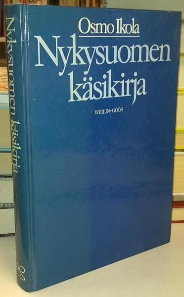 Nykysuomen käsikirja, Osmo Ikola