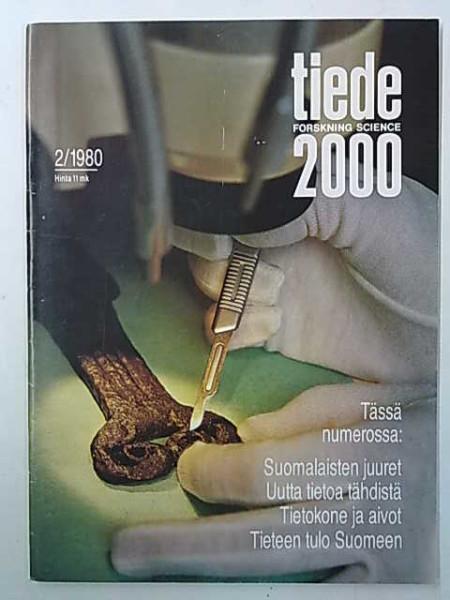 tiede 2000 1980 nro 2, Jali Ruuskanen