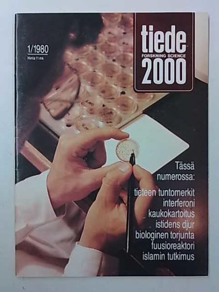 tiede 2000 1980 nro 1, Jali Ruuskanen