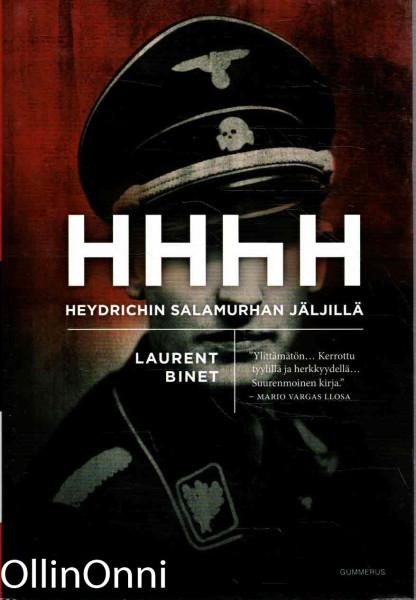 HHhH : Heydrichin salamurhan jäljillä, Laurent Binet