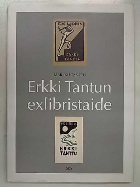 Erkki Tantun exlibristaide, Markku Tanttu