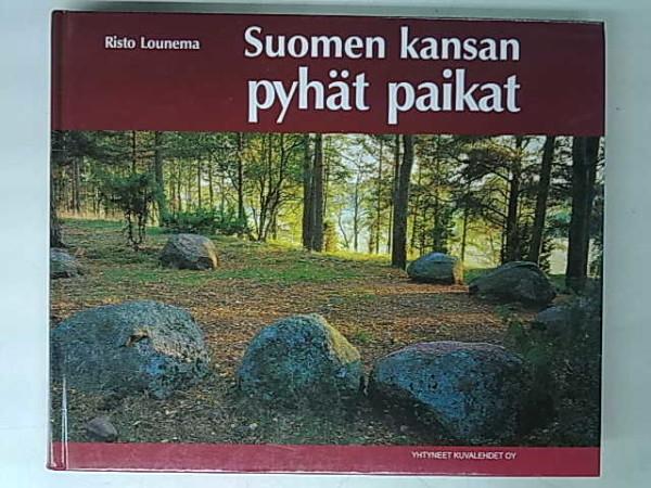 Suomen kansan pyhät paikat, Risto Lounema