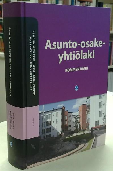 Asunto-osakeyhtiölaski - kommentaari, Petteri Kuhanen