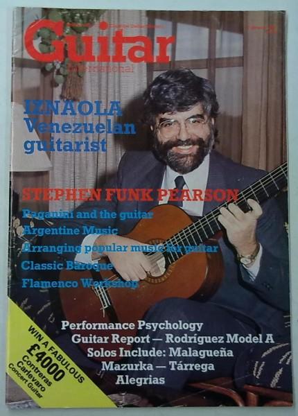 Guitar International February 1986 (February Issue Vol.14 No.7),