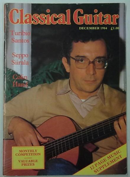 Classical Guitar December 1984 (Vol.3, No.4),