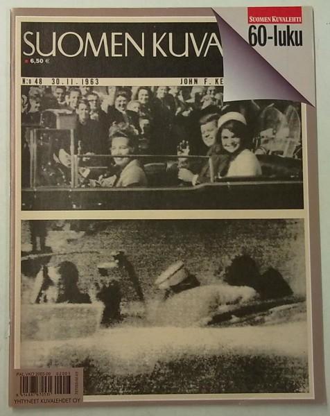 Suomen kuvalehti 1960-luku,