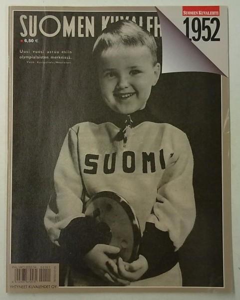 Suomen kuvalehti 1952,