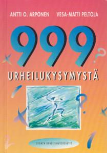 999 urheilukysymystä, Antti O. Arponen