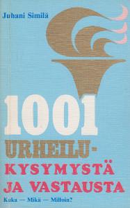 1001 urheilukysymystä ja vastausta, Juhani Similä