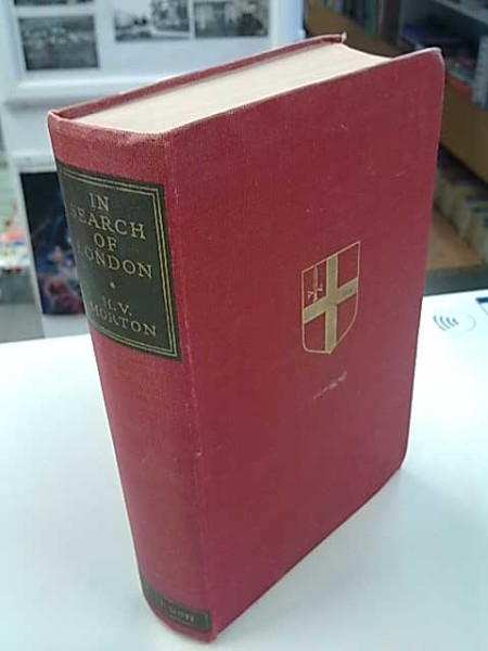 In Search of London, H.V. Morton