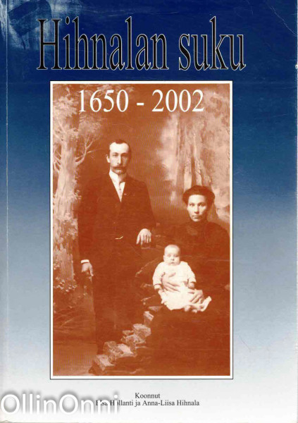 Hihnalan suku 1650-2002, Elsa Hollanti