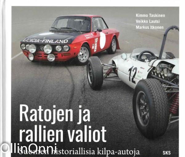 Ratojen ja rallien valiot - Suomen historiallisia kilpa-autoja, Kimmo Taskinen