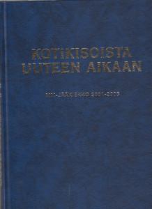 Kotikisoista uuteen aikaan : MM-jääkiekko 2001-2003, Sakari Itälä