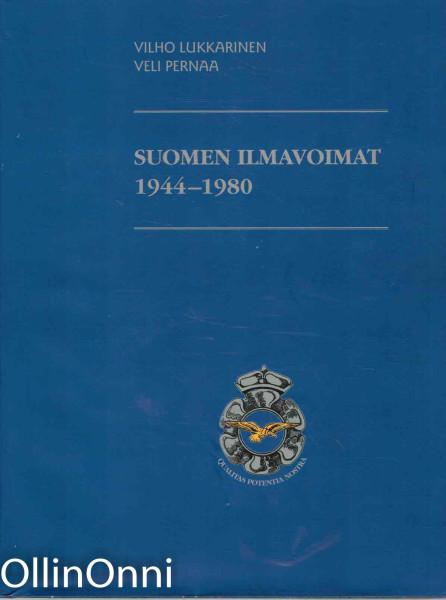 Suomen ilmavoimat 1944-1980, Vilho Lukkarinen
