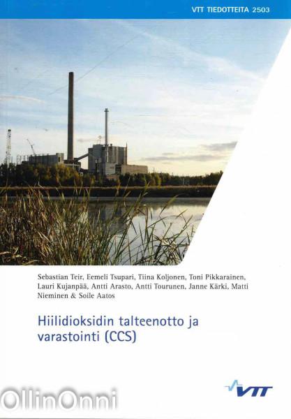 Hiilidioksidin talteenotto ja varastointi (CCS), Useita