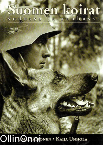 Suomen koirat sodassa ja rauhassa, Ulla-Maija Aaltonen