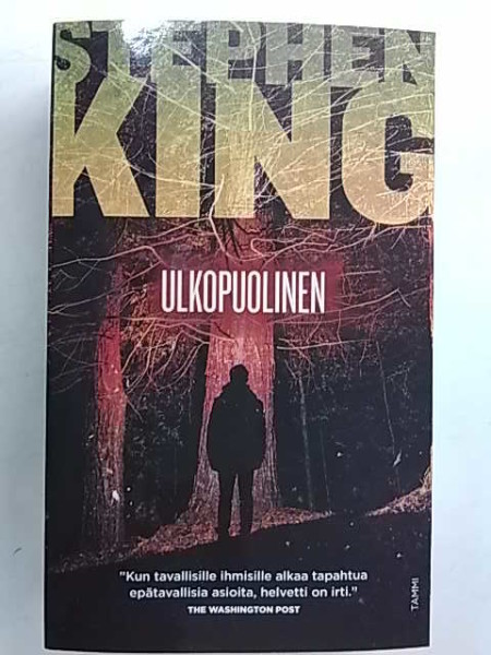Ulkopuolinen, Stephen King
