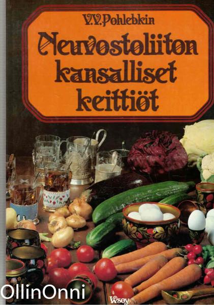 Neuvostoliiton kansalliset keittiöt, V. V. Pohlebkin