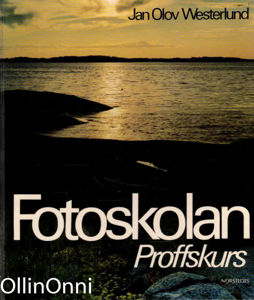 Fotoskolan - Proffskurs, Jan Olov Westerlund