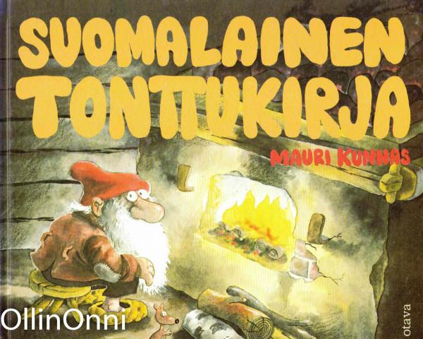 Suomalainen tonttukirja, Mauri Kunnas