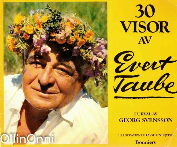 30 visor av Evert Taube, Evert Taube