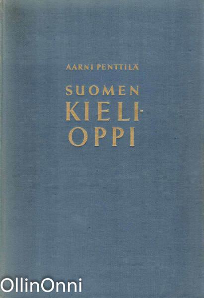 Suomen kielioppi, Aarni Penttilä