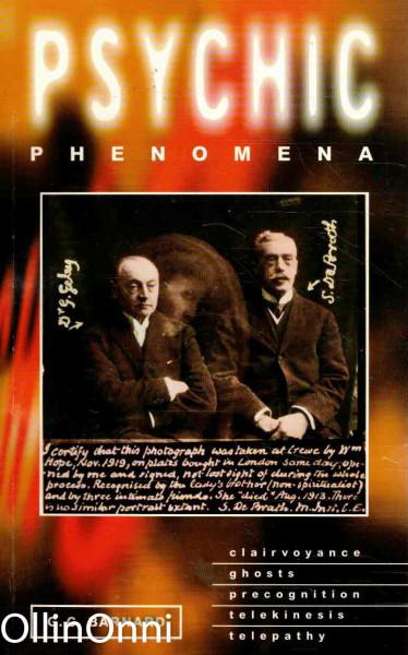 Psychic Phenomena, G. C. Barnard