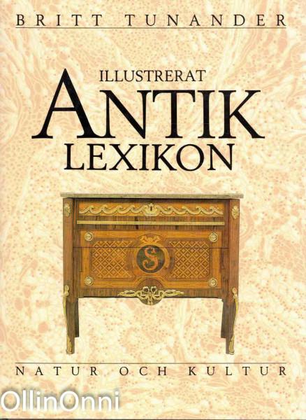 Illustrerat antik lexikon, Britt Tunander