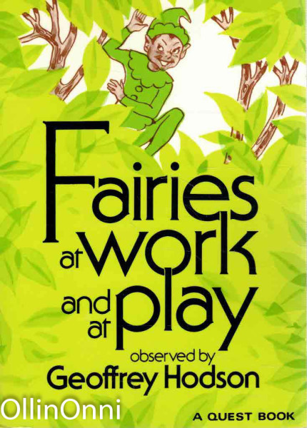 Fairies at work and at play, Geoffrey Hodson