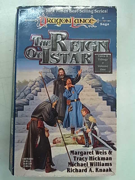 The Reign of Istar - Dragon Lance Saga - Tales II Trilogy - Volume One, Margaret Weis