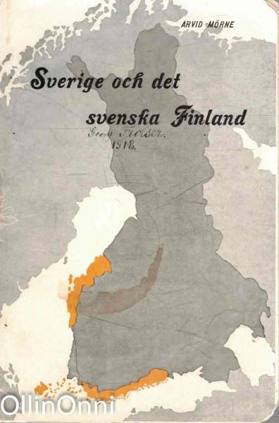 Sverige och det svenska Finland, Arvid Mörne