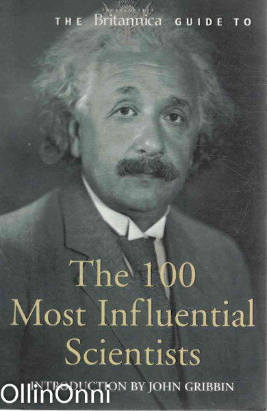 The 100 Most Influential Scientists, John Gribbin