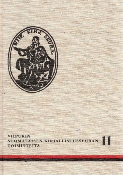 Viipurin Suomalaisen Kirjallisuusseuran toimitteita 11, Ei tiedossa