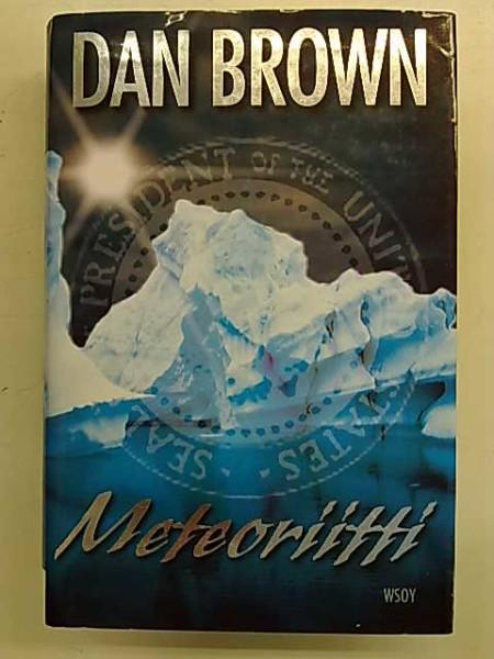 Meteoriitti, Dan Brown