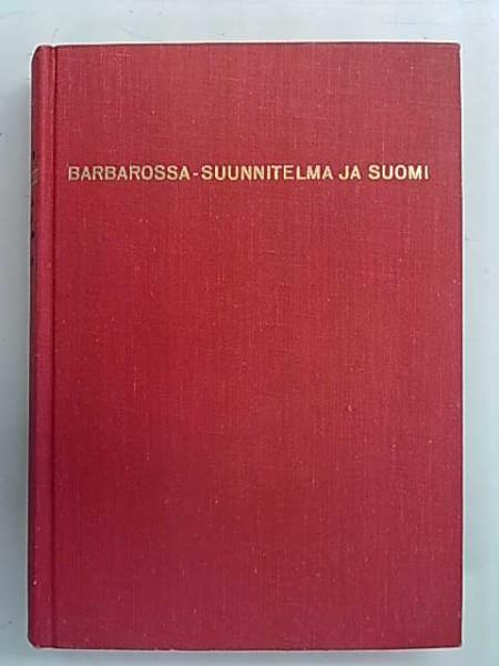 Barbarossa-suunnitelma ja Suomi - jatkosodan synty, Arvi Korhonen