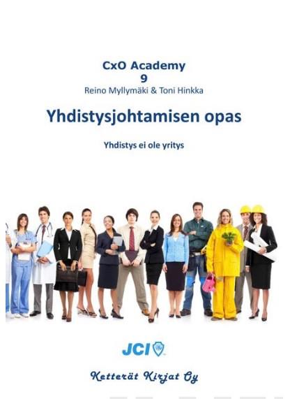Yritysjohtamisen opas - Yhdistys ei ole yritys, Reino Myllymäki