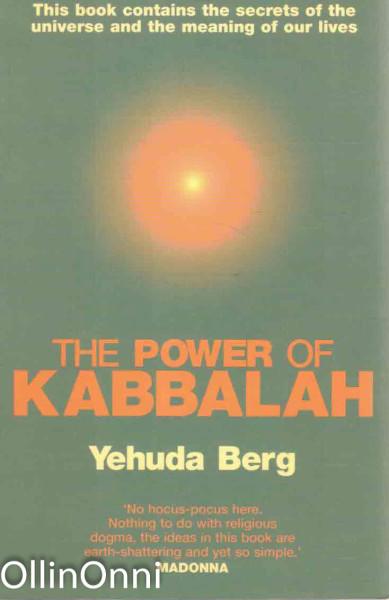 The Power of Kabbalah, Yehuda Berg