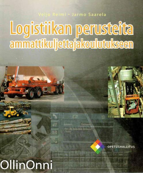 Logistiikan perusteita ammattikuljettajakoulutukseen, Veijo Reimi
