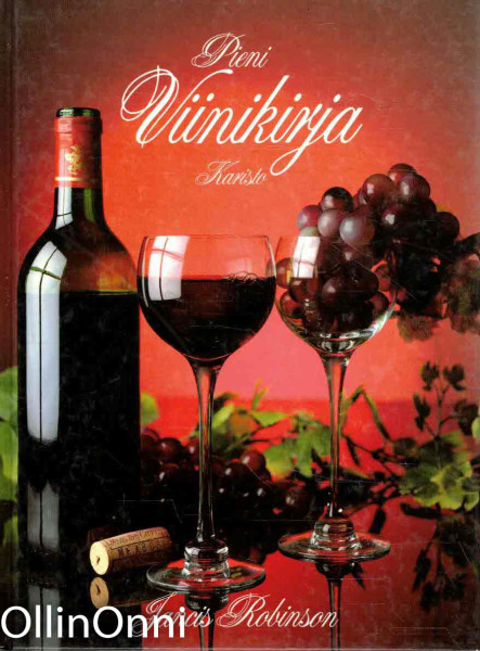 Pieni viinikirja, Jancis Robinson