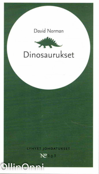 Dinosaurukset, David Norman