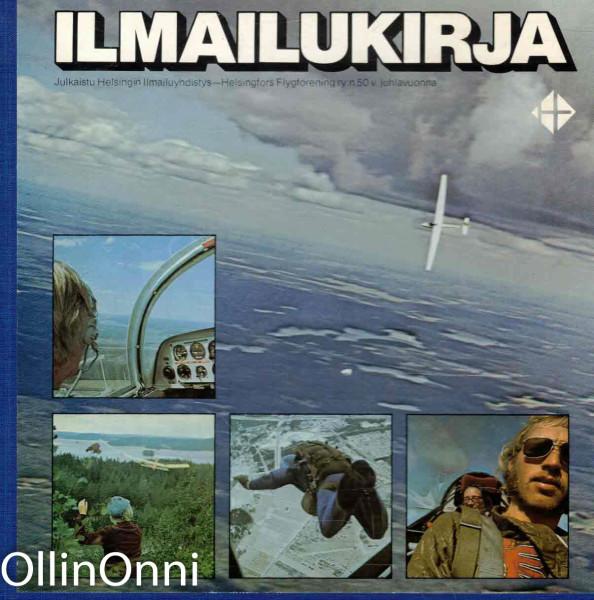 Ilmailukirja, Timo Mäkinen