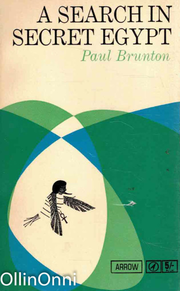 A Search in Secret Egypt, Paul Brunton