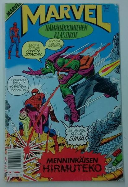 Marvel 1990-10 Hämähäkkimiehen klassikot,