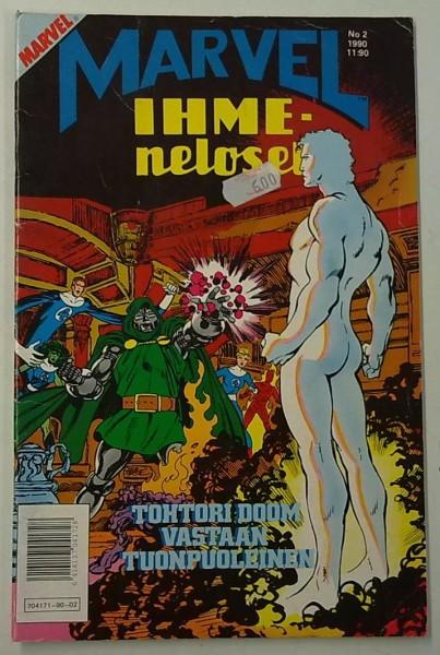 Marvel 1990-02 Ihmeneloset,