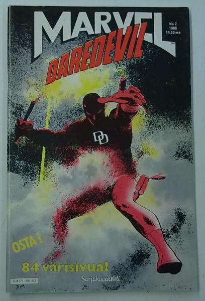 Marvel 1988-02 Daredevil,