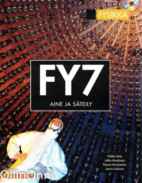 FY7 - Aine ja säteily, Heikki Lehto